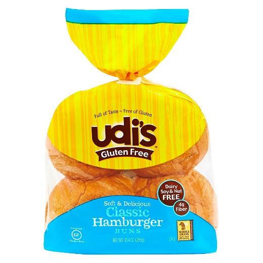 Gluten Free Bread Target  Udi s Gluten Free Hamburger Buns 10 4 oz Tar