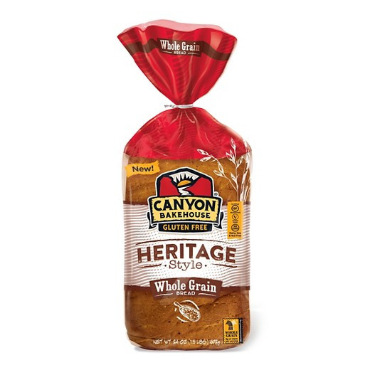 Gluten Free Bread Target  Canyon Bakehouse Gluten Free Heritage Whole Grain Bread
