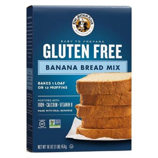Gluten Free Bread Target  King Arthur Flour Gluten Free Banana Bread Mix 16oz