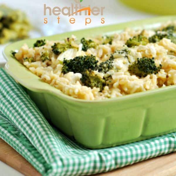Gluten Free Broccoli Rice Casserole  Vegan Broccoli and Rice Casserole Gluten Free