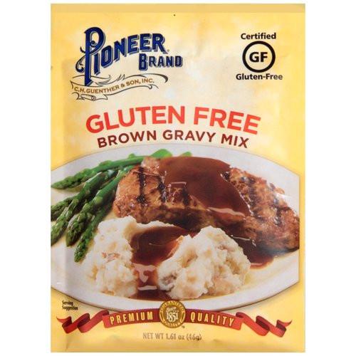 Gluten Free Brown Gravy  Pacific Rim Gourmet on Walmart Seller Reviews