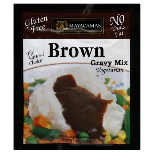 Gluten Free Brown Gravy  Mayacamas Brown Gravy Mix Gluten Free 0 65 Oz
