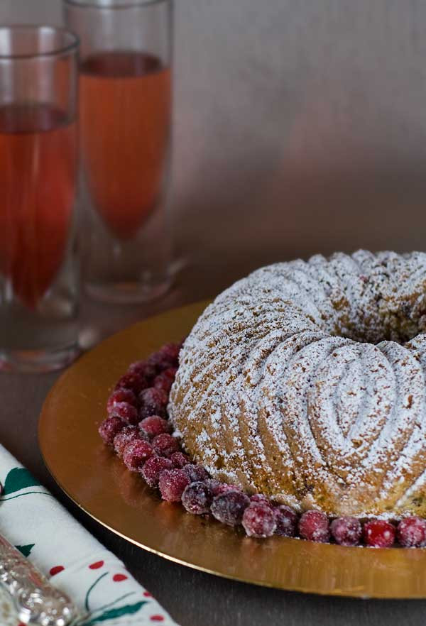 Gluten Free Bundt Cake Recipes  Gluten Free Almond Cranberry Bundt Cake Recipe
