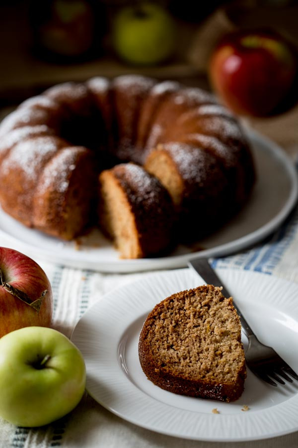 Gluten Free Bundt Cake Recipes  gluten free applesauce bundt snack cake Healthy Seasonal
