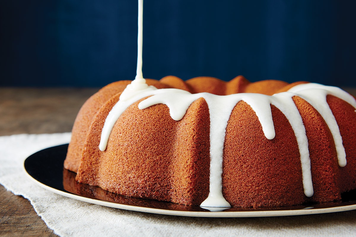 Gluten Free Bundt Cake Recipes  Gluten Free Almond Bundt Cake Flourish King Arthur Flour