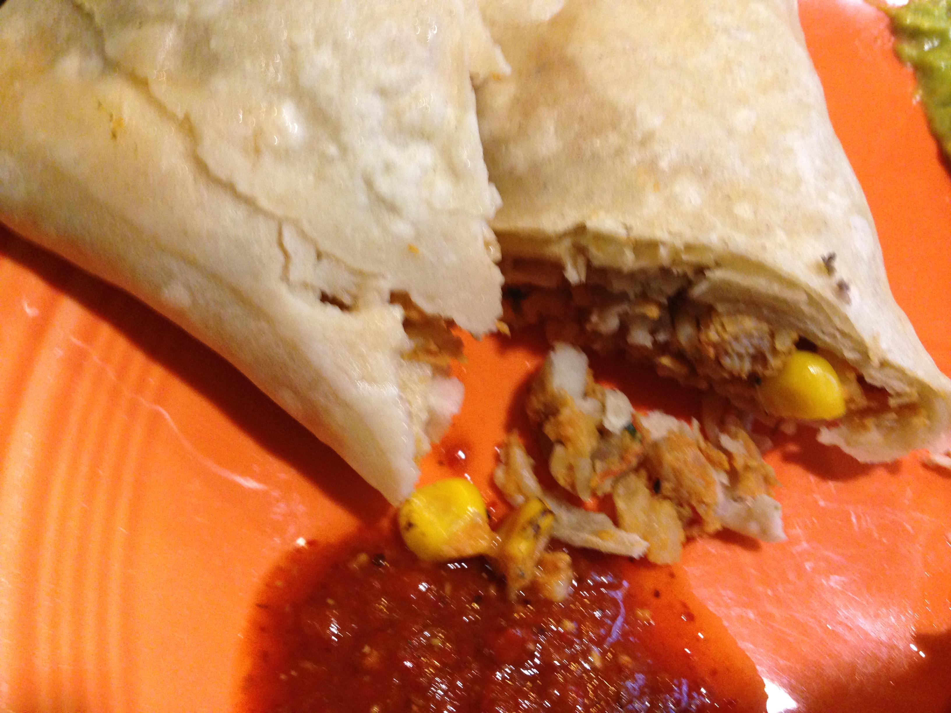 Gluten Free Burritos  Gluten Free Product Review Evol Chicken Burritos