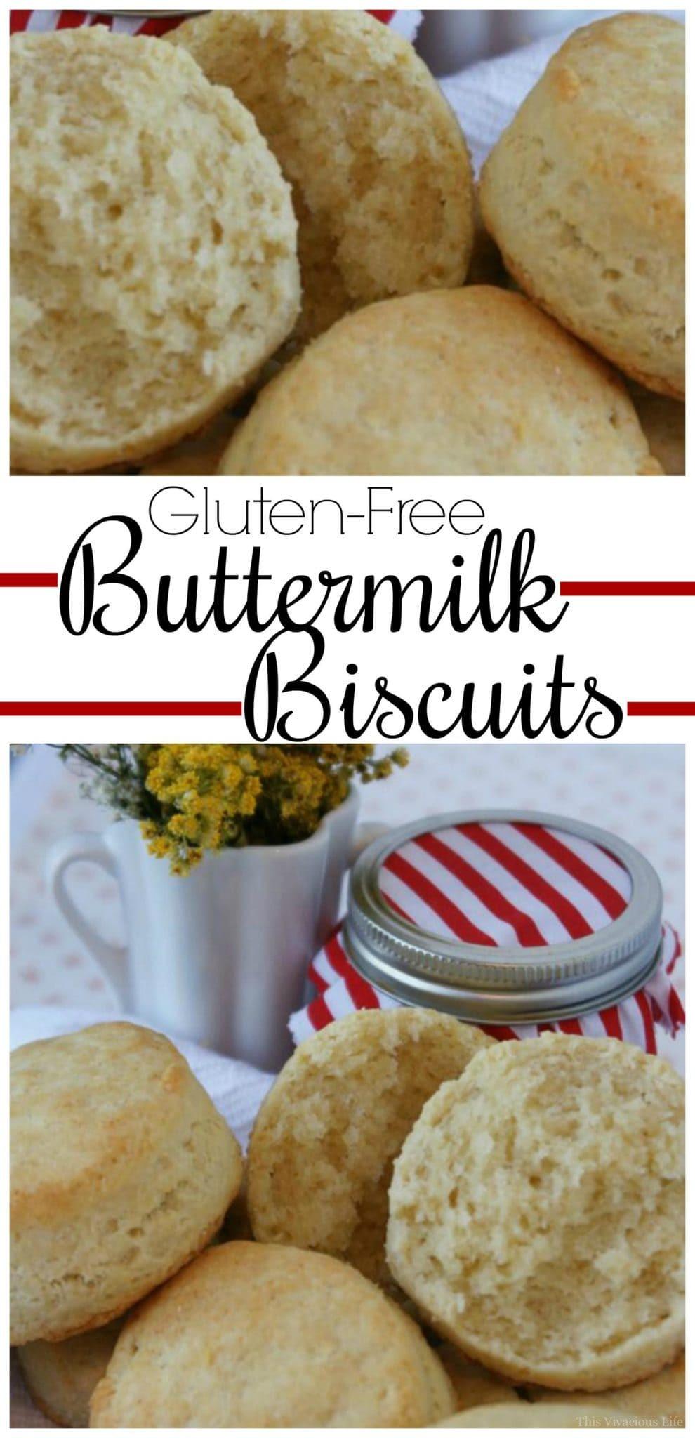 Gluten Free Buttermilk Recipes  gluten free buttermilk biscuits light and fluffy