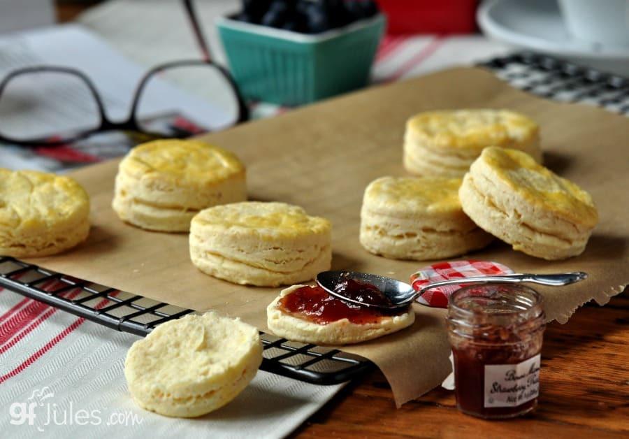 Gluten Free Buttermilk Recipes  Gluten Free Biscuits Recipe 1 of GF expert Jules s most