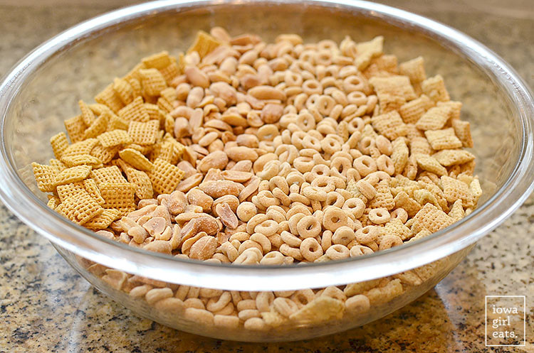Gluten Free Chex Mix Recipes  Gluten Free Chex Mix Easy Gluten Free Snack Recipe