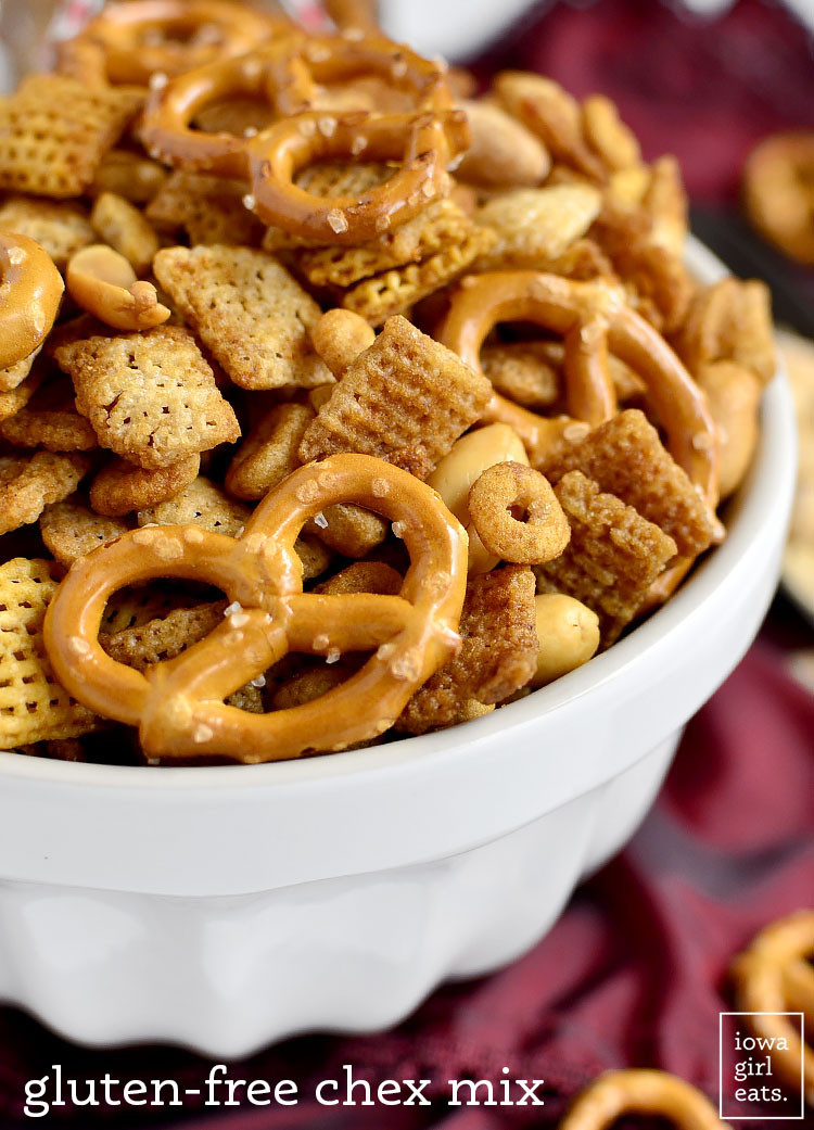 Gluten Free Chex Mix Recipes  Ultimate Chex Mix Recipes – The Snokes Report