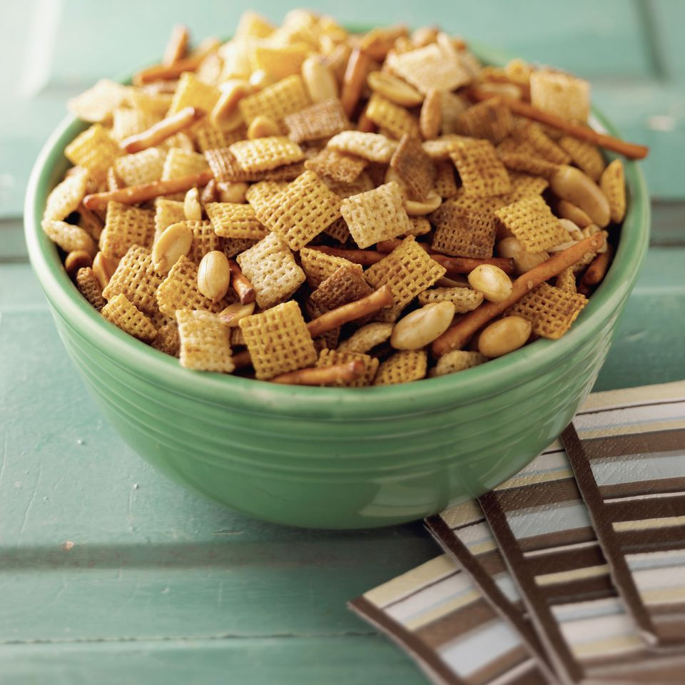 Gluten Free Chex Mix Recipes  Here s a Gluten Free Chex Mix Style Snack Recipe