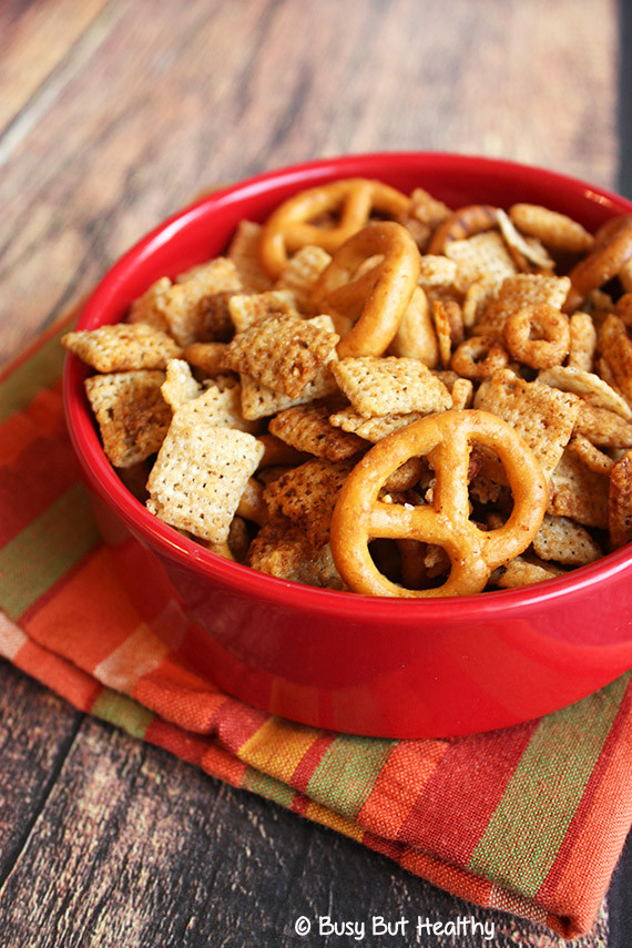 Gluten Free Chex Mix Recipes  Slow Cooker Chex Mix Gluten Free Busy But Healthy