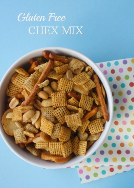 Gluten Free Chex Recipes  Gluten free Rice chex and Bagels on Pinterest
