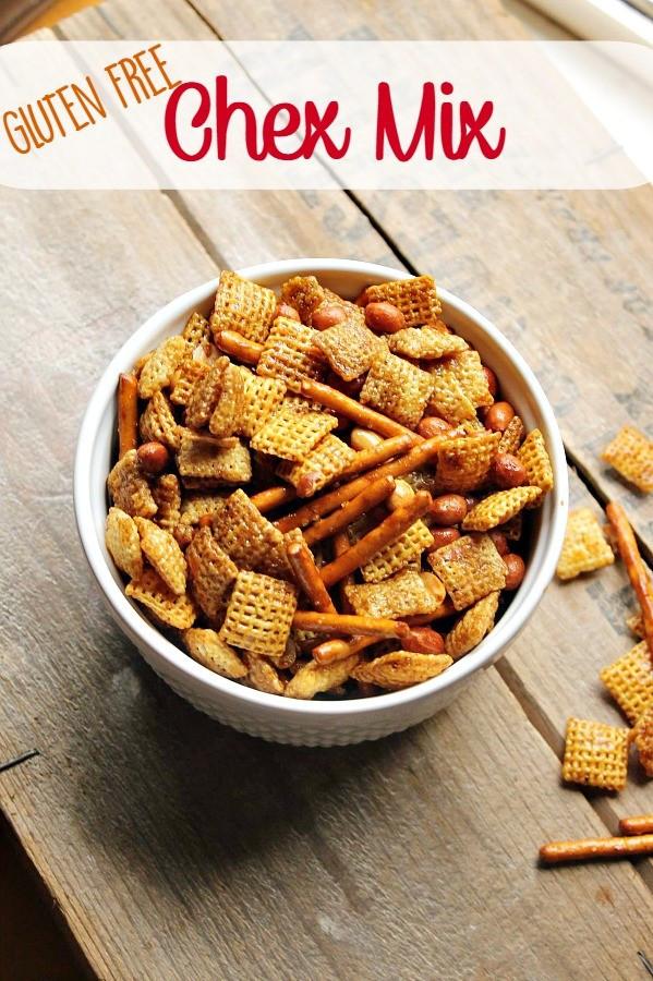 Gluten Free Chex Recipes  Gluten Free Chex Mix
