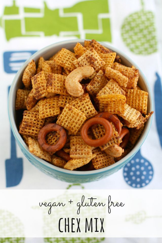 Gluten Free Chex Recipes  152 best Chex Party Mixes images on Pinterest