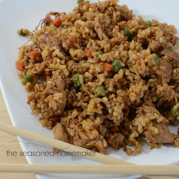 Gluten Free Chicken Fried Rice  Gluten Free Chicken Fried Rice