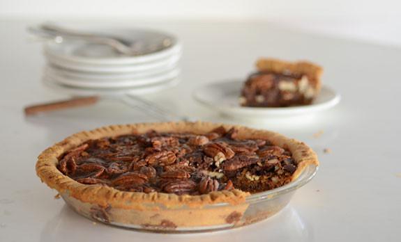 Gluten Free Chocolate Pecan Pie  Chocolate Pecan Pie Dairy & Gluten Free Just Paleo Food