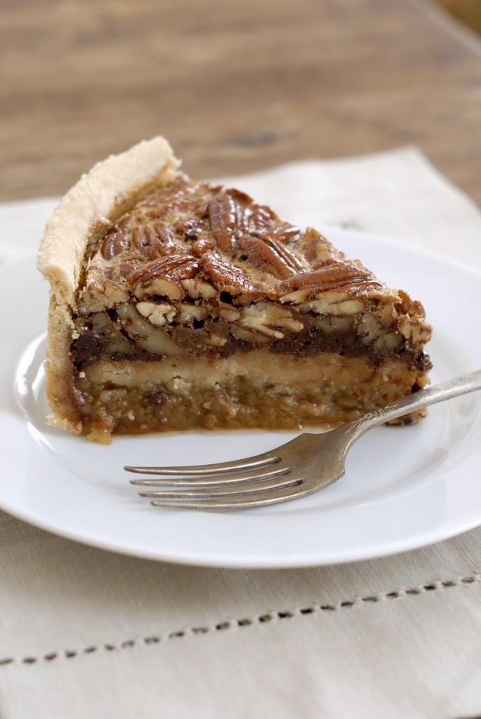 Gluten Free Chocolate Pecan Pie  Deep Dish Chocolate Bourbon Pecan Pie kumquat