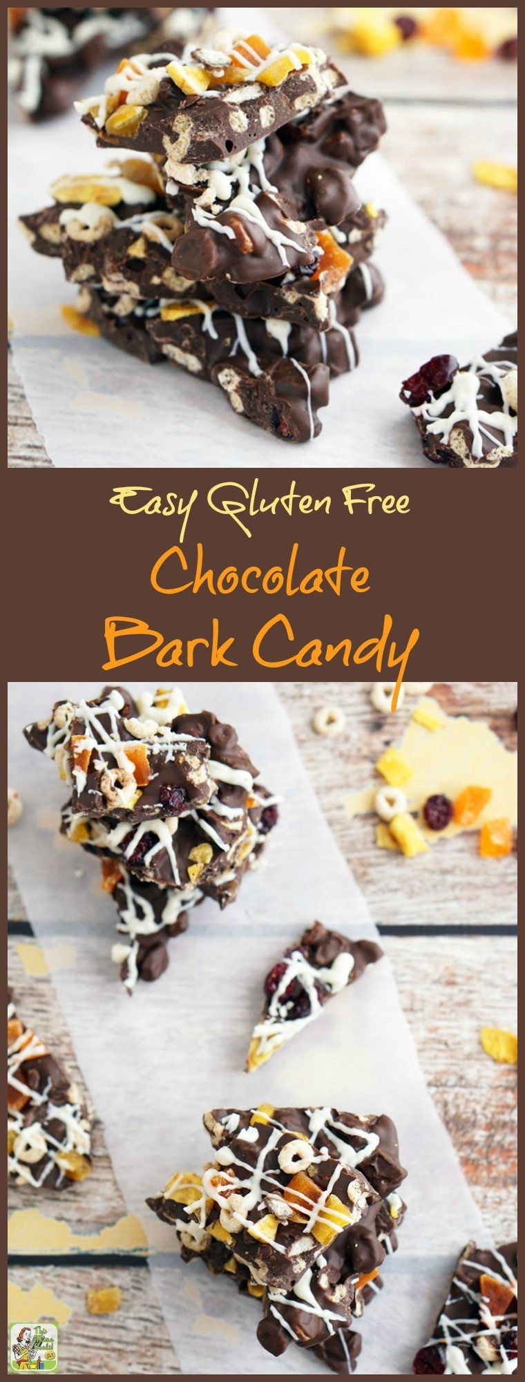 Gluten Free Christmas Candy  Easy Gluten Free Chocolate Bark Candy