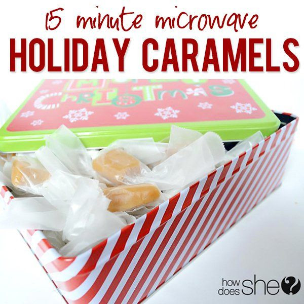 Gluten Free Christmas Candy  15 minute caramels Perfect for neighbor ts or holiday