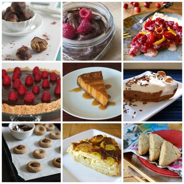 Gluten Free Christmas Desserts  Gluten Free Holiday Dessert Round Up
