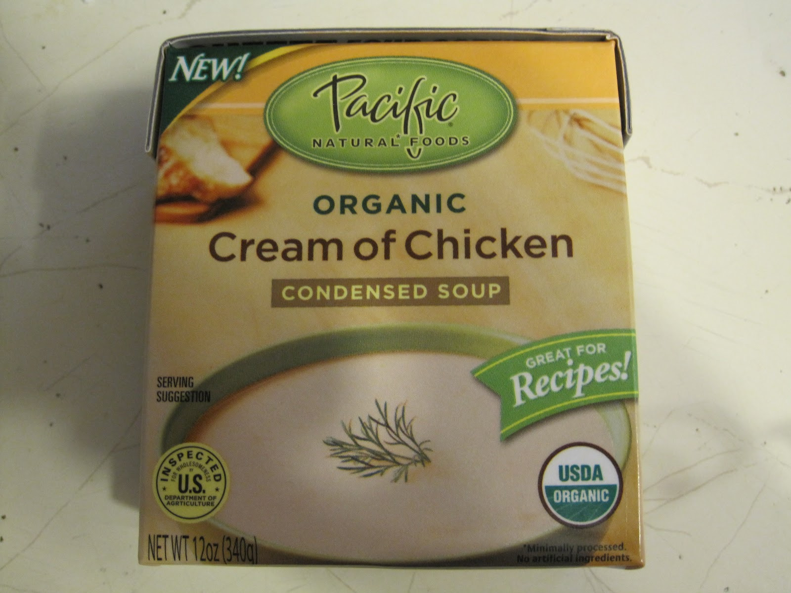 Gluten Free Cream Of Chicken Soup Brands  Gluten Free the Tasty Way Cooking and Living Gluten Free