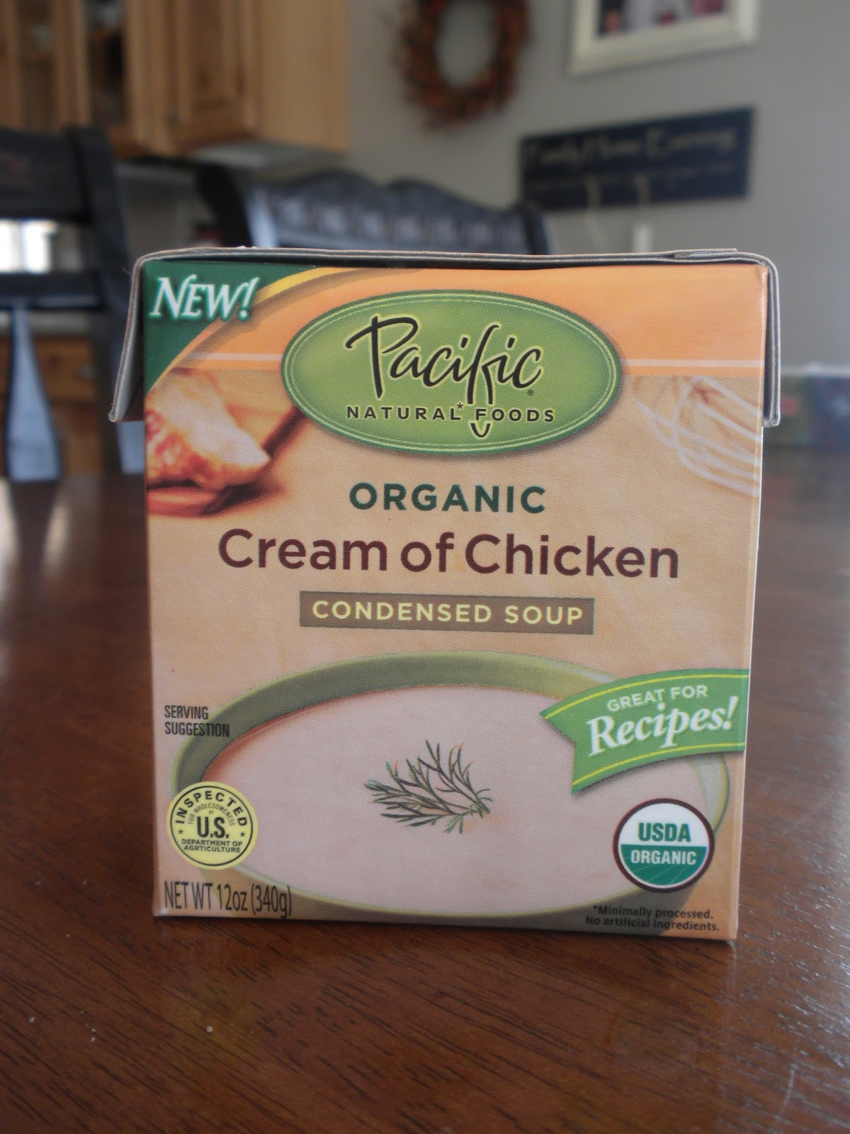 Gluten Free Cream Of Chicken Soup Brands  Gluten Free Eating Pacific Cream of Chicken soup