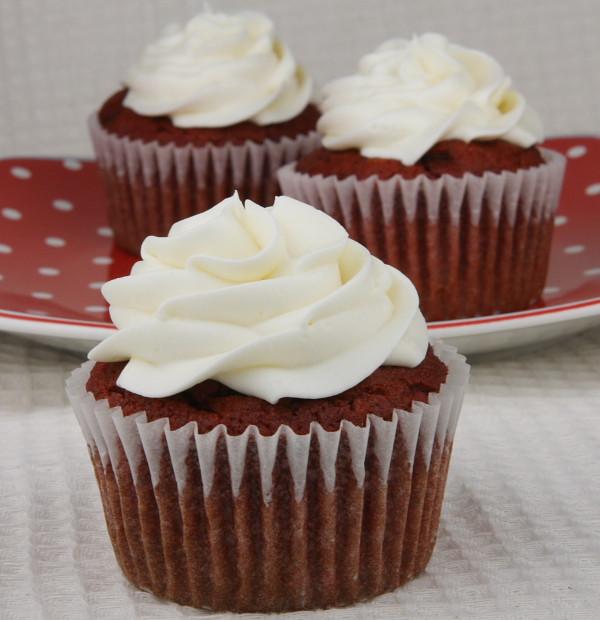 Gluten Free Cupcakes Recipe  Gluten Free Red Velvet Cupcakes