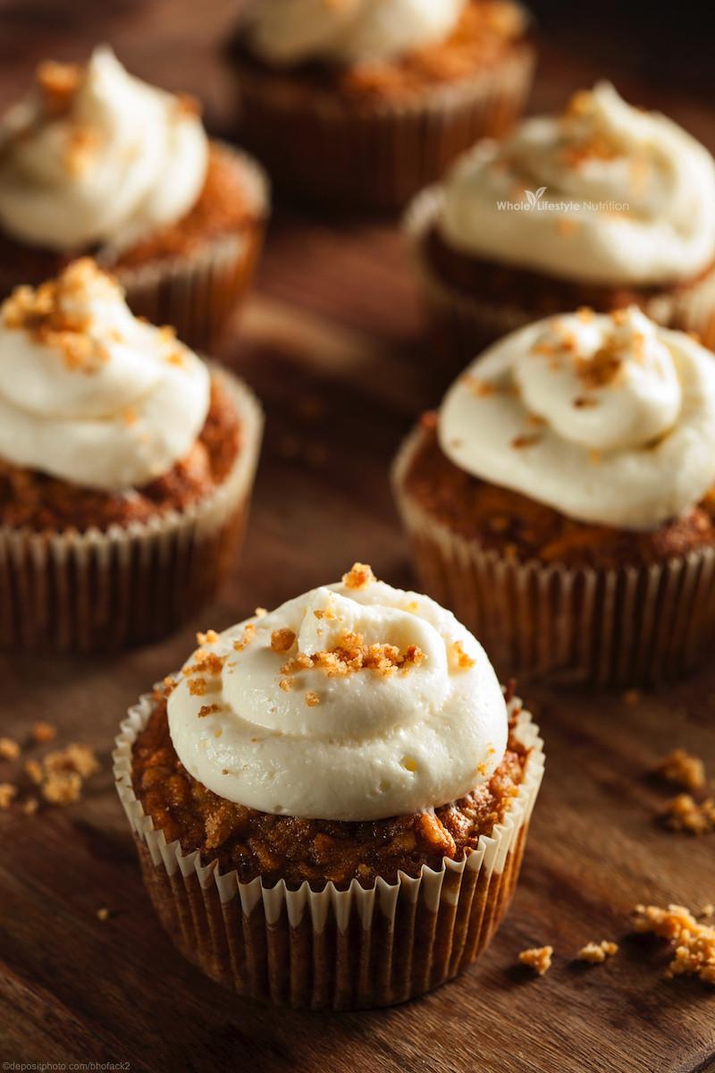 Gluten Free Cupcakes Recipe  Gluten Free and Grain Free Carrot Cake Cupcake Recipe
