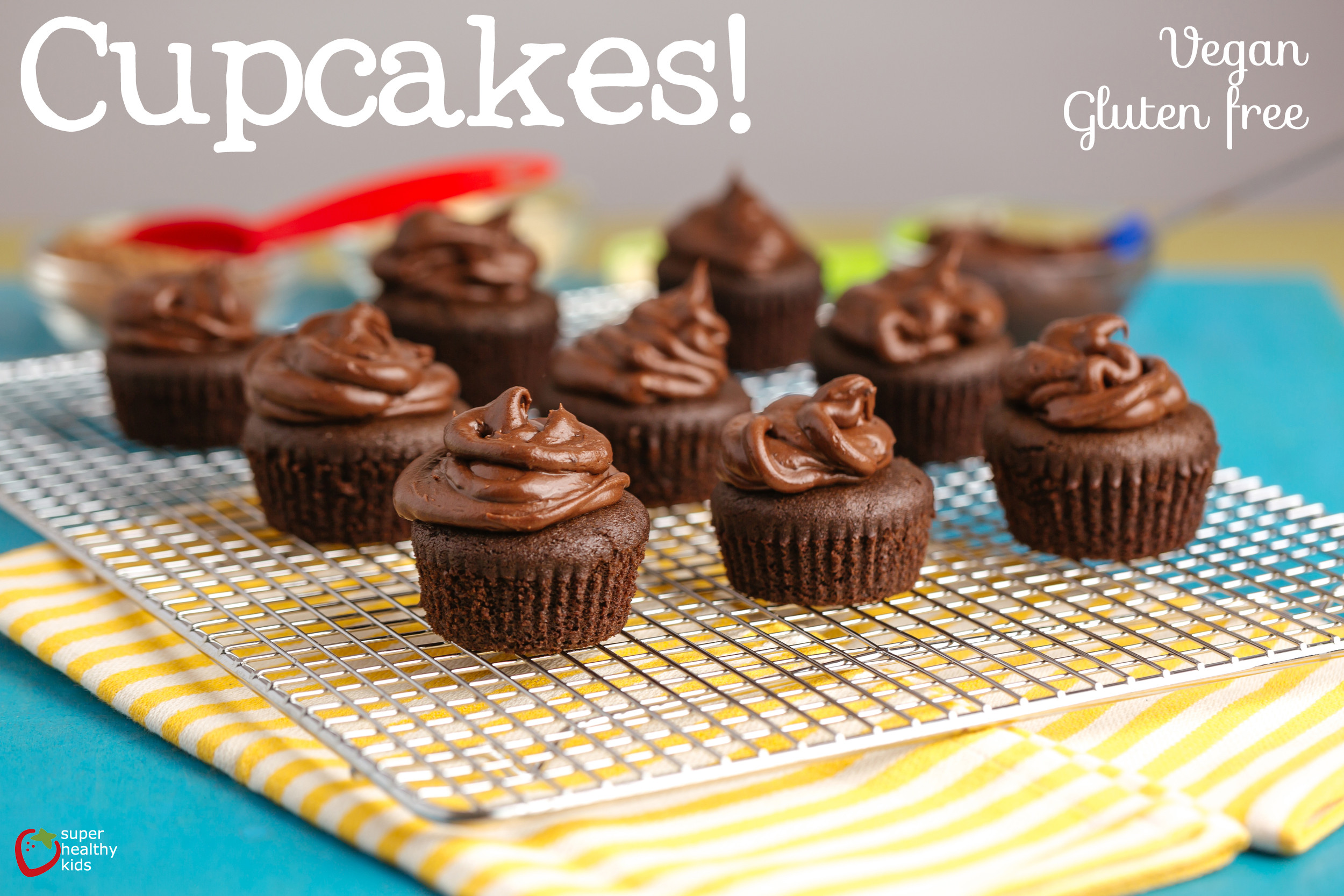 Gluten Free Cupcakes Recipe  Vegan Gluten Free Cupcake Recipe
