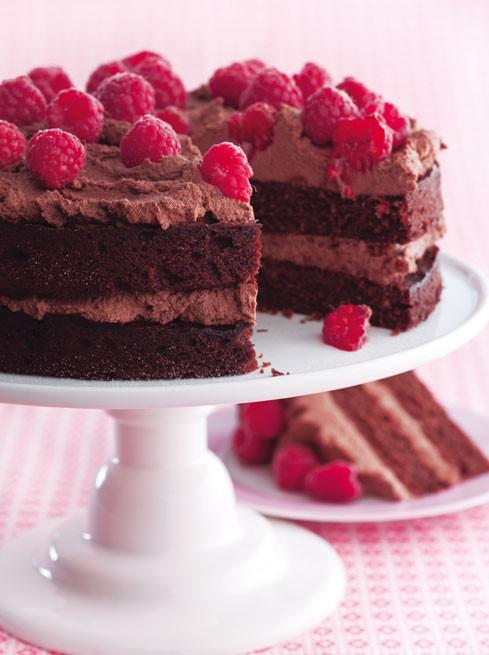 Gluten Free Dairy Free Birthday Cake  Gluten Free & Dairy Free Chocolate Birthday Cake
