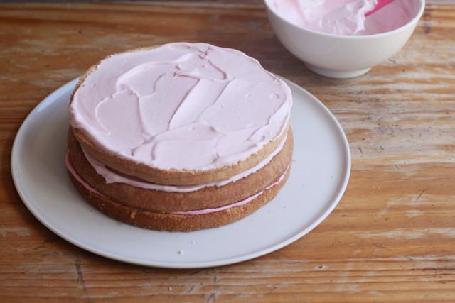 Gluten Free Dairy Free Birthday Cake  Four ingre nt gluten & dairy free birthday cake