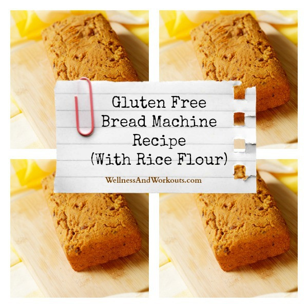 Gluten Free Dairy Free Bread Machine Recipe  Gluten Free Bread Machine Recipe Brown Rice Bread