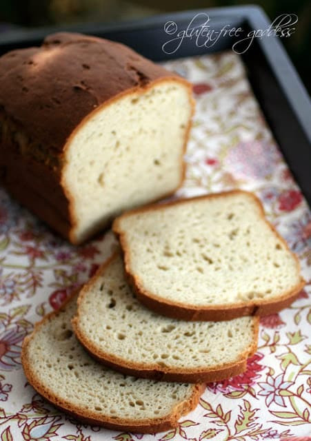 Gluten Free Dairy Free Bread Machine Recipe  Most Popular Gluten Free Recipes on GFE for 2016