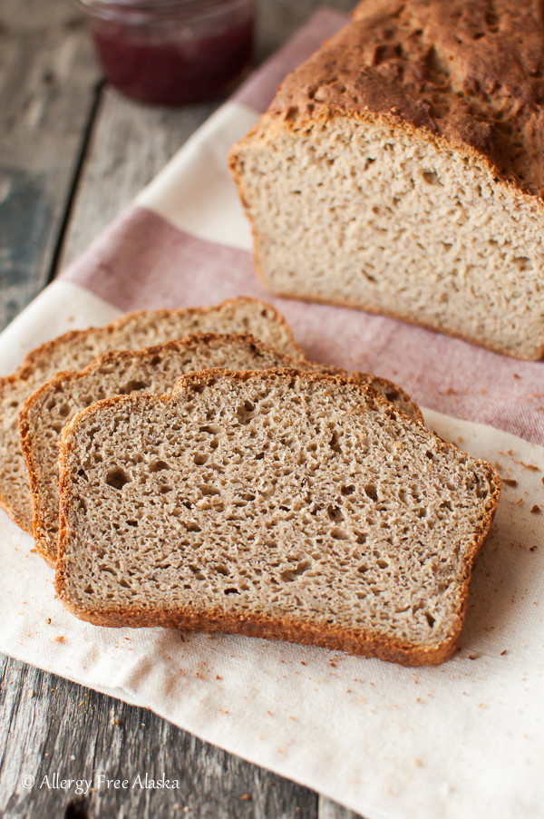 Gluten Free Dairy Free Bread Machine Recipe  gluten free rice bread recipe for bread machine