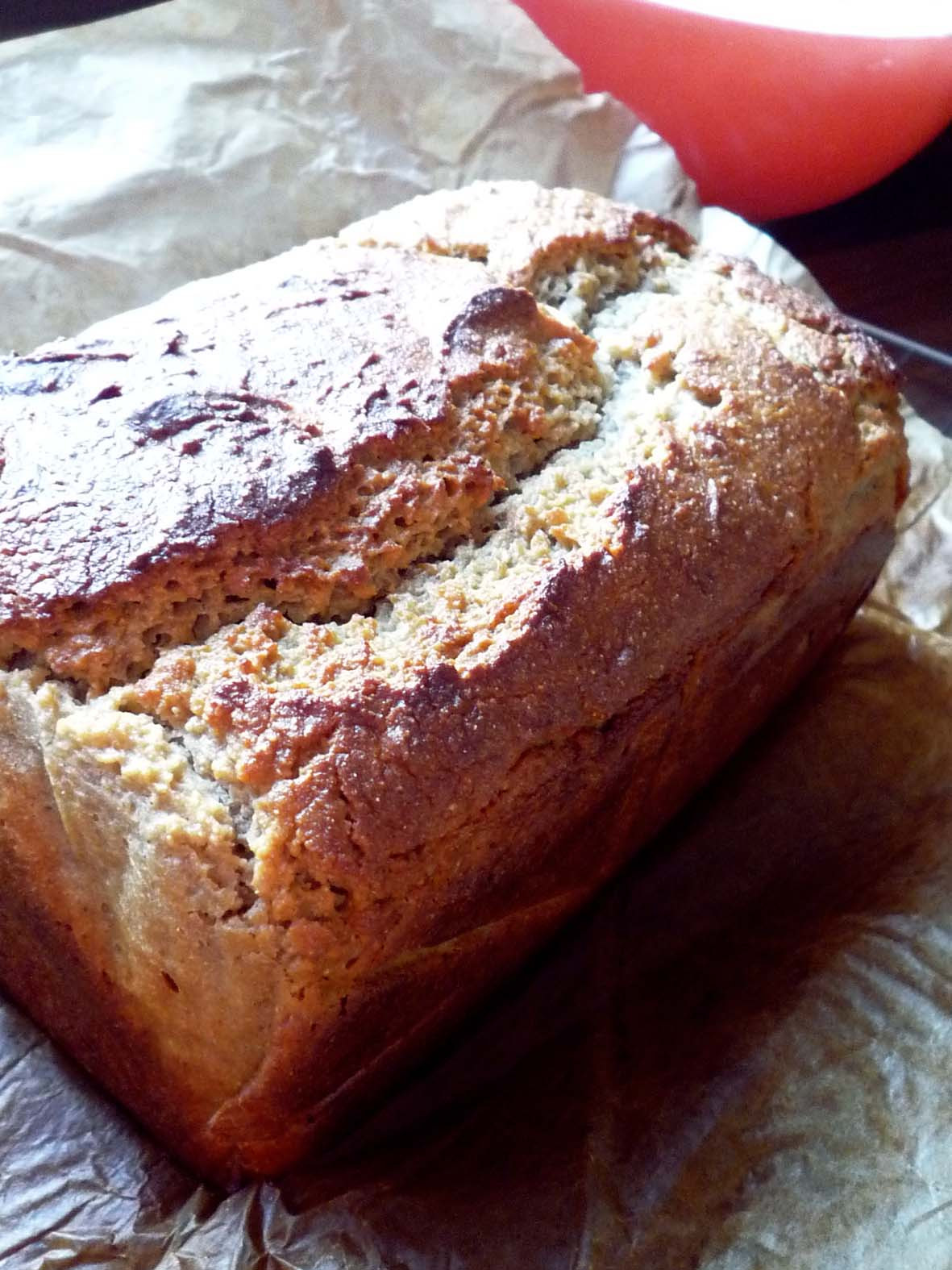 Gluten Free Dairy Free Bread  Straight Into Bed Cakefree and Dried Gluten Free Dairy