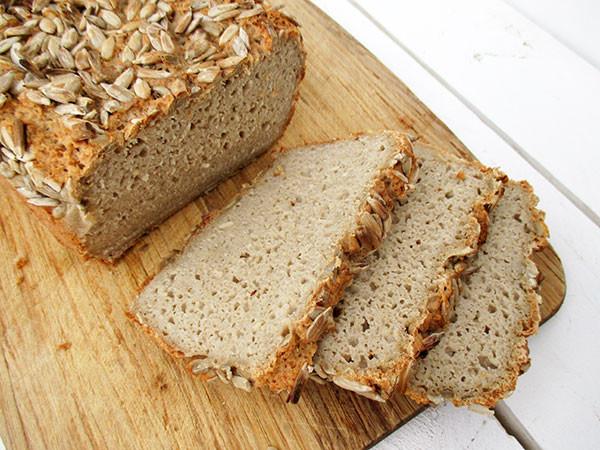 Gluten Free Dairy Free Bread  sunflower seed bread gluten free