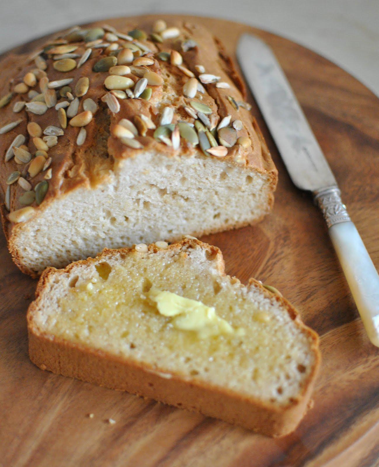 Gluten Free Dairy Free Bread  Delicious Gluten Free Bread Recipe — Dishmaps
