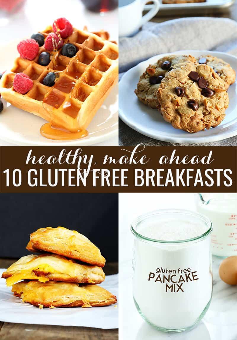 Gluten Free Dairy Free Breakfast Recipes  Ten Gluten Free Breakfast Ideas