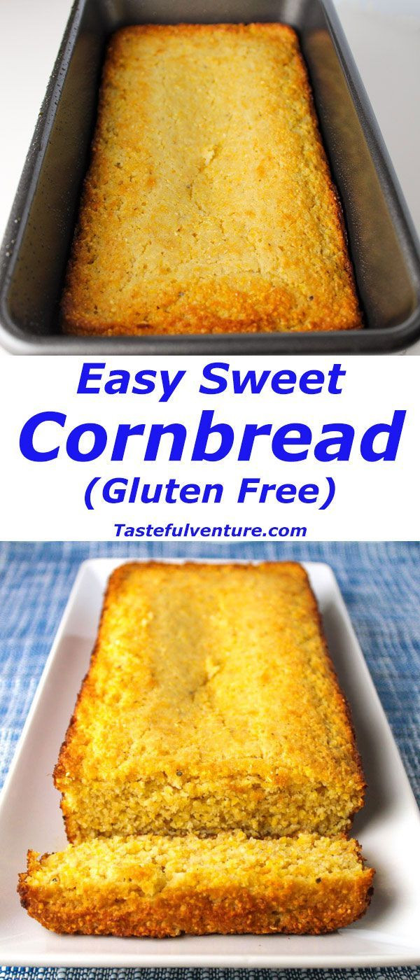 Gluten Free Dairy Free Cornbread  Best 25 Gluten free cornbread ideas on Pinterest
