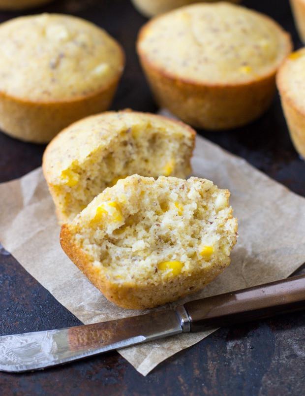 Gluten Free Dairy Free Cornbread  Vegan and Gluten free Cornbread Muffins Making Thyme for