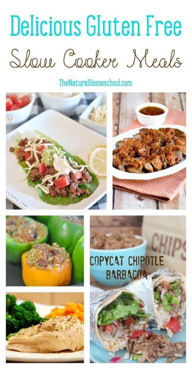 Gluten Free Dairy Free Crockpot Recipes  20 Gluten Free Crockpot Recipes The Natural Homeschool