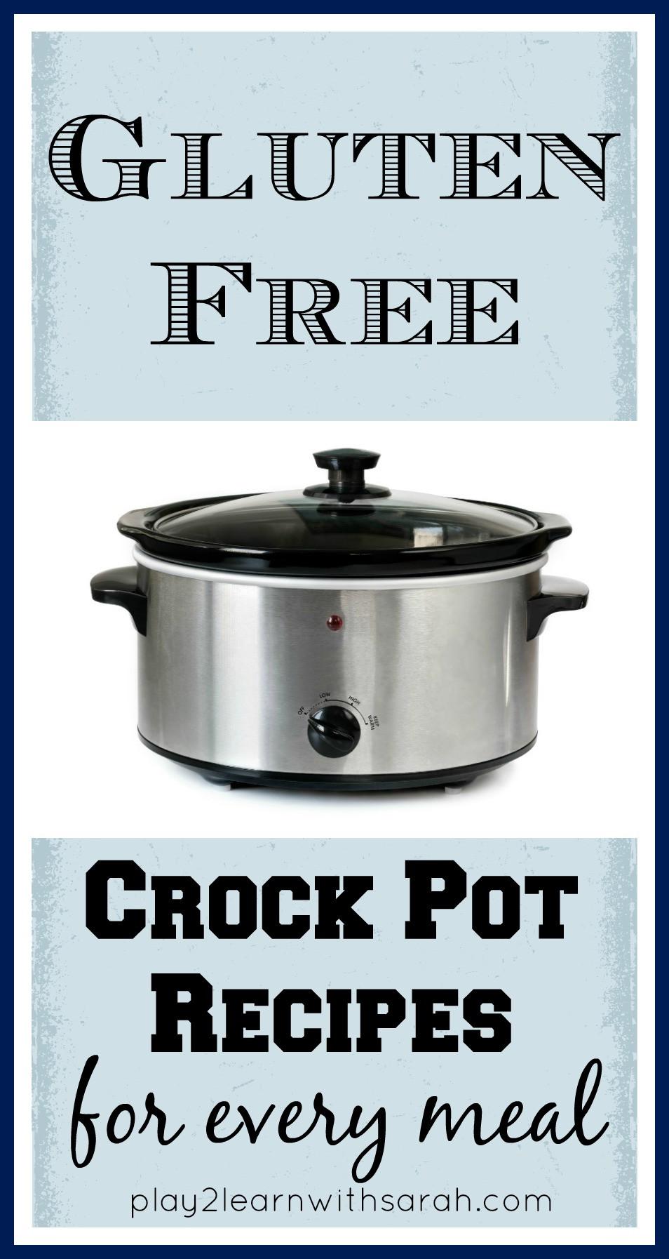 Gluten Free Dairy Free Crockpot Recipes  Gluten Free Crock Pot Recipes Life Love and Thyme