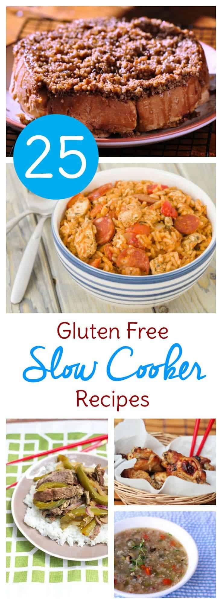 Gluten Free Dairy Free Crockpot Recipes  Gluten free crock pot recipes easy Food easy recipes