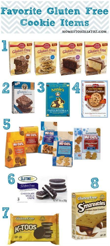 Gluten Free Dairy Free Desserts Store Bought  gluten free dairy free desserts store bought