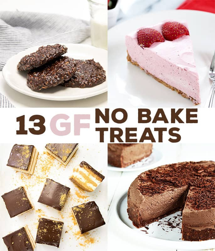 Gluten Free Dairy Free Desserts To Buy  13 Easy No Bake Desserts — Leave that oven off