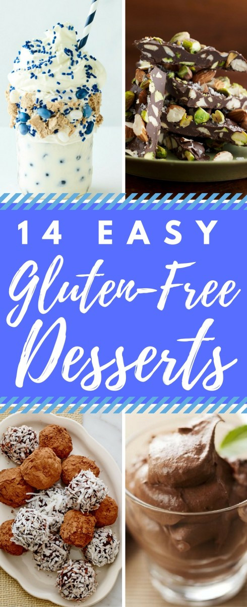 Gluten Free Dairy Free Desserts To Buy  14 Gluten Free Desserts That Don t Need Special