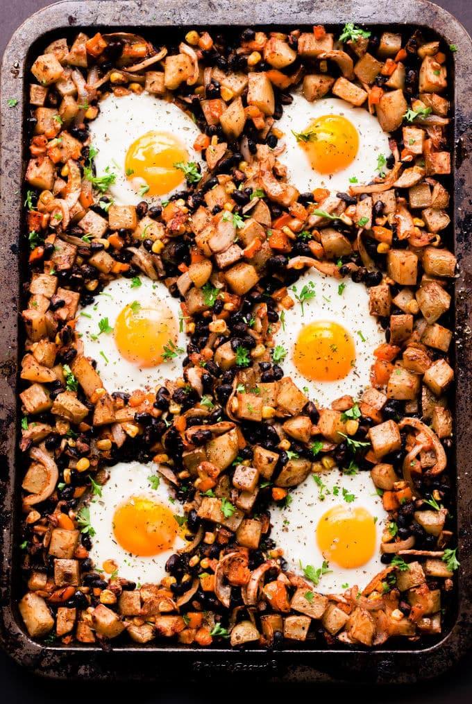 Gluten Free Dairy Free Egg Free Recipes Breakfast  Dairy Free Breakfast Casserole with Potatoes & Eggs