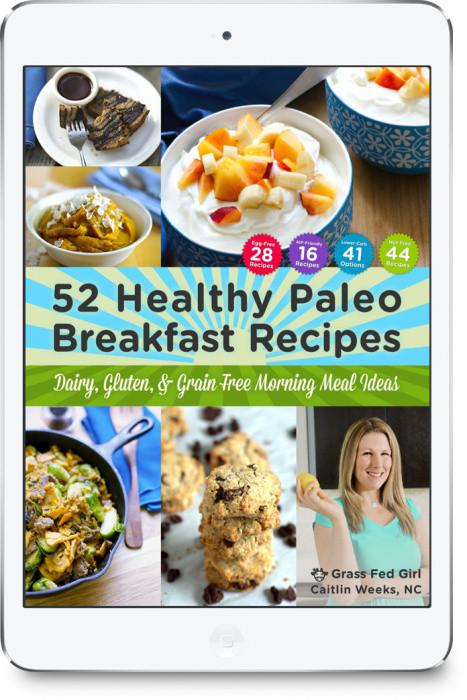 Gluten Free Dairy Free Egg Free Recipes Breakfast  Top 20 Egg Free Paleo Breakfast Ideas gluten free dairy