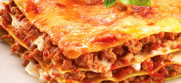 Gluten Free Dairy Free Lasagna  Gluten Free Lasagna Recipe CeliacDisease